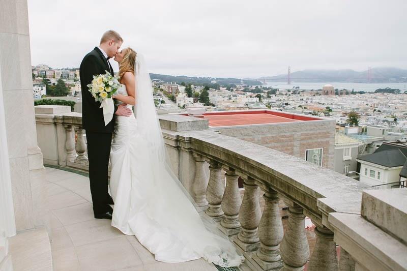 Flood Mansion San Francisco wedding venue